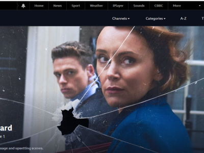 Review: Bodyguard TV Series