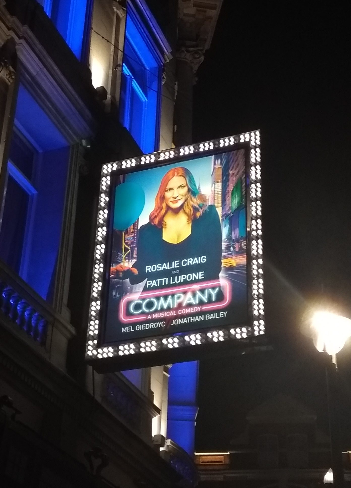 Theatre Review: Company The Musical - Single Is All I Know