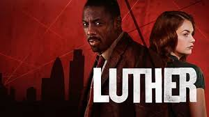 Luther: the TV show I can't recommend highly enough